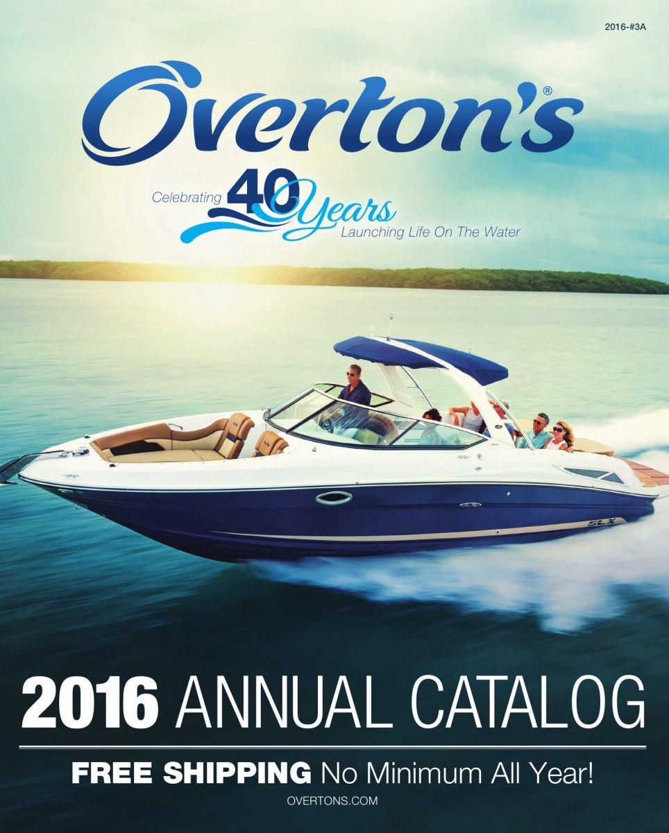 Overton's eCatalog