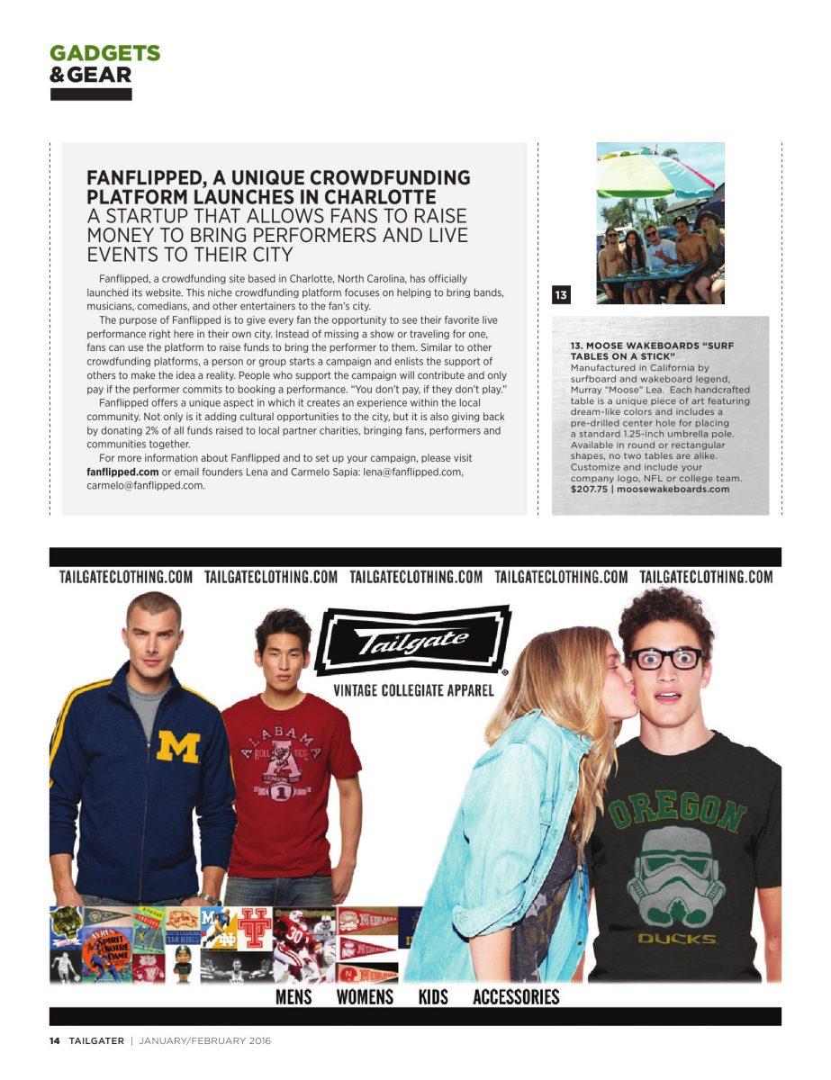 Tailgater Magazine