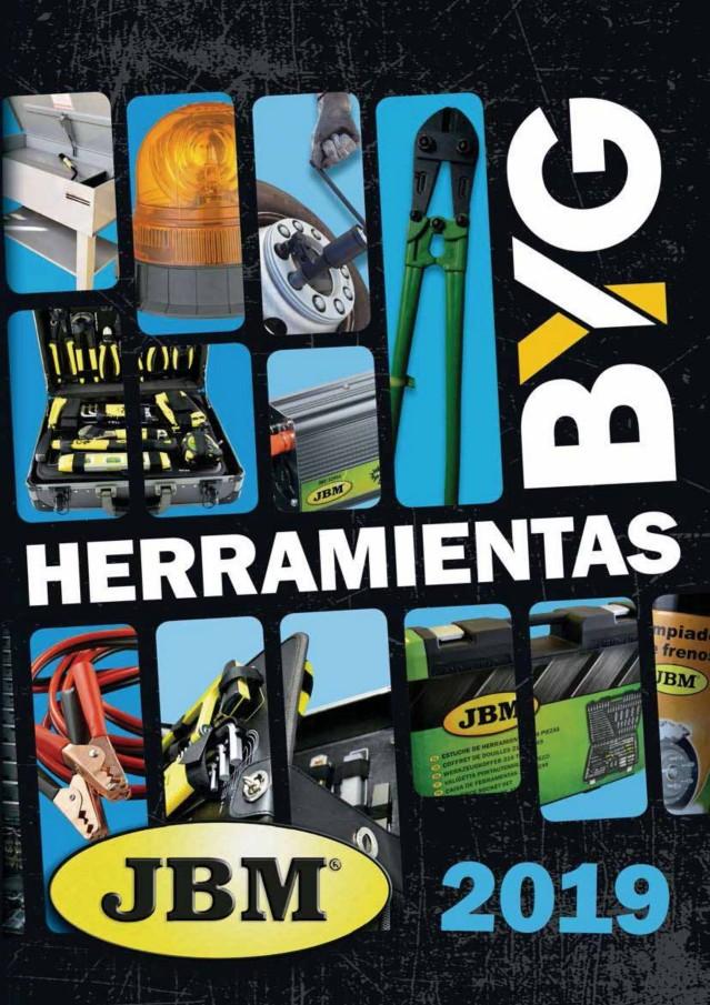 JBM 51943 Herramientas para Distribuci/ón
