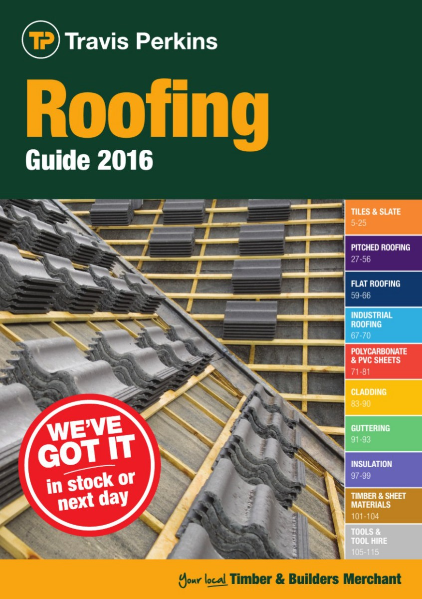 Roofing Guide 2016