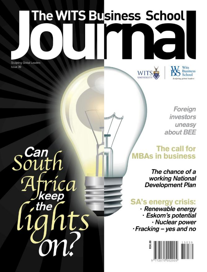 Wits Business School Journal