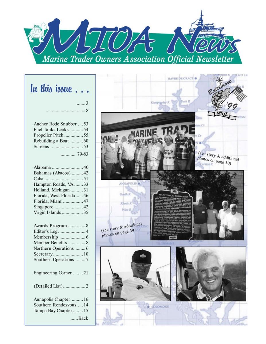 Marine Trawler Owners Association