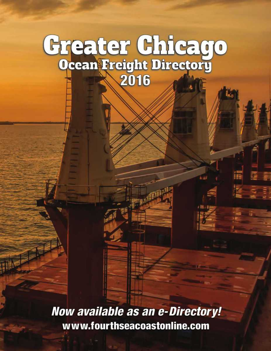 Greater Chicago Ocean Freight Directory 2016