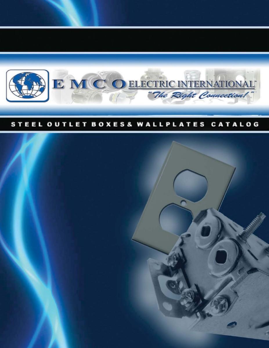 EMCO Electric International Box Catalog USA r100215