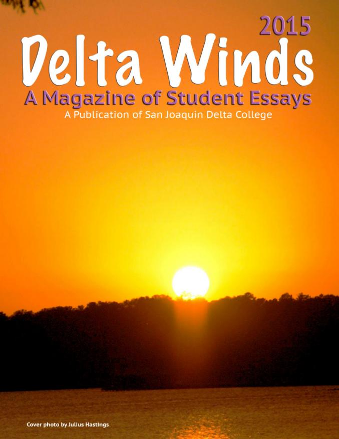 Delta Winds - A Magazine of Student Essays