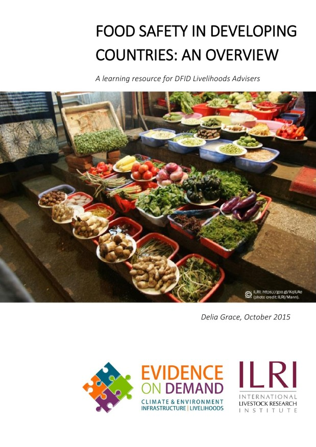 Evidence on food safety made more accessible