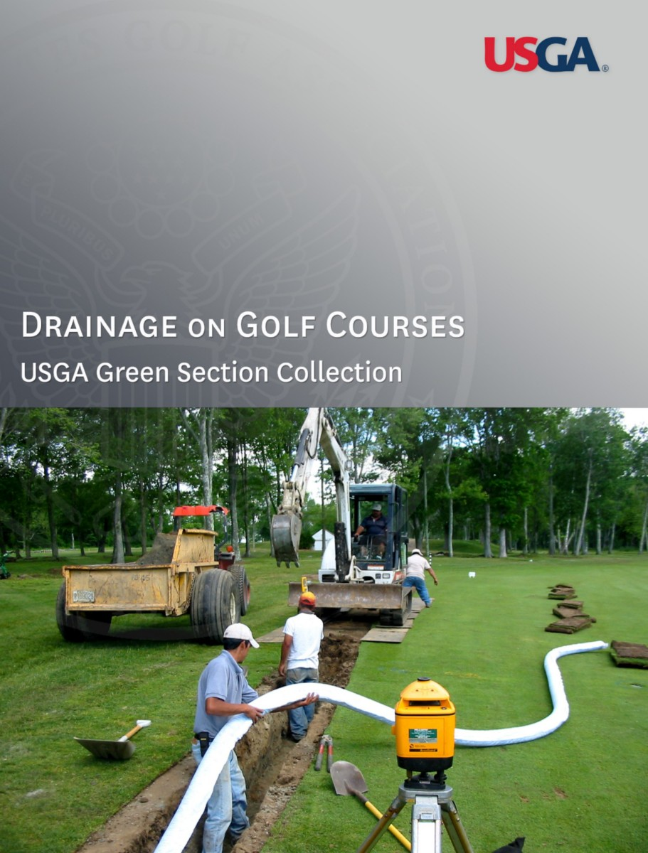 Drainage on Golf Courses on