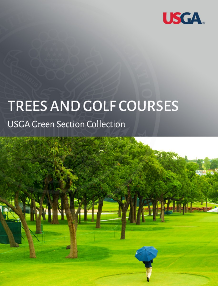Trees And Golf Courses
