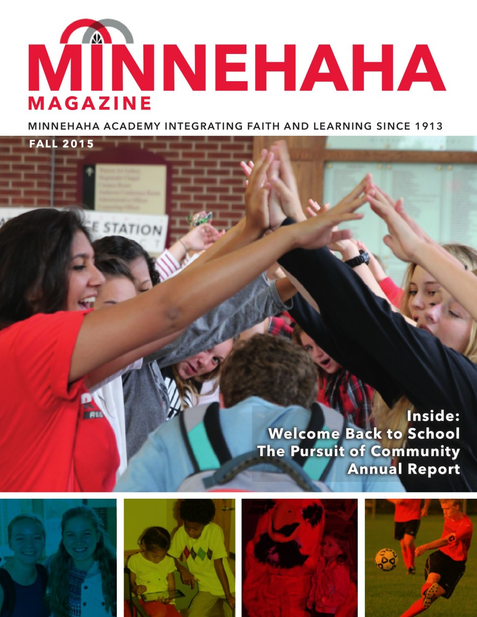 c7c82acabc3 The Minnehaha Magazine is published quarterly in March