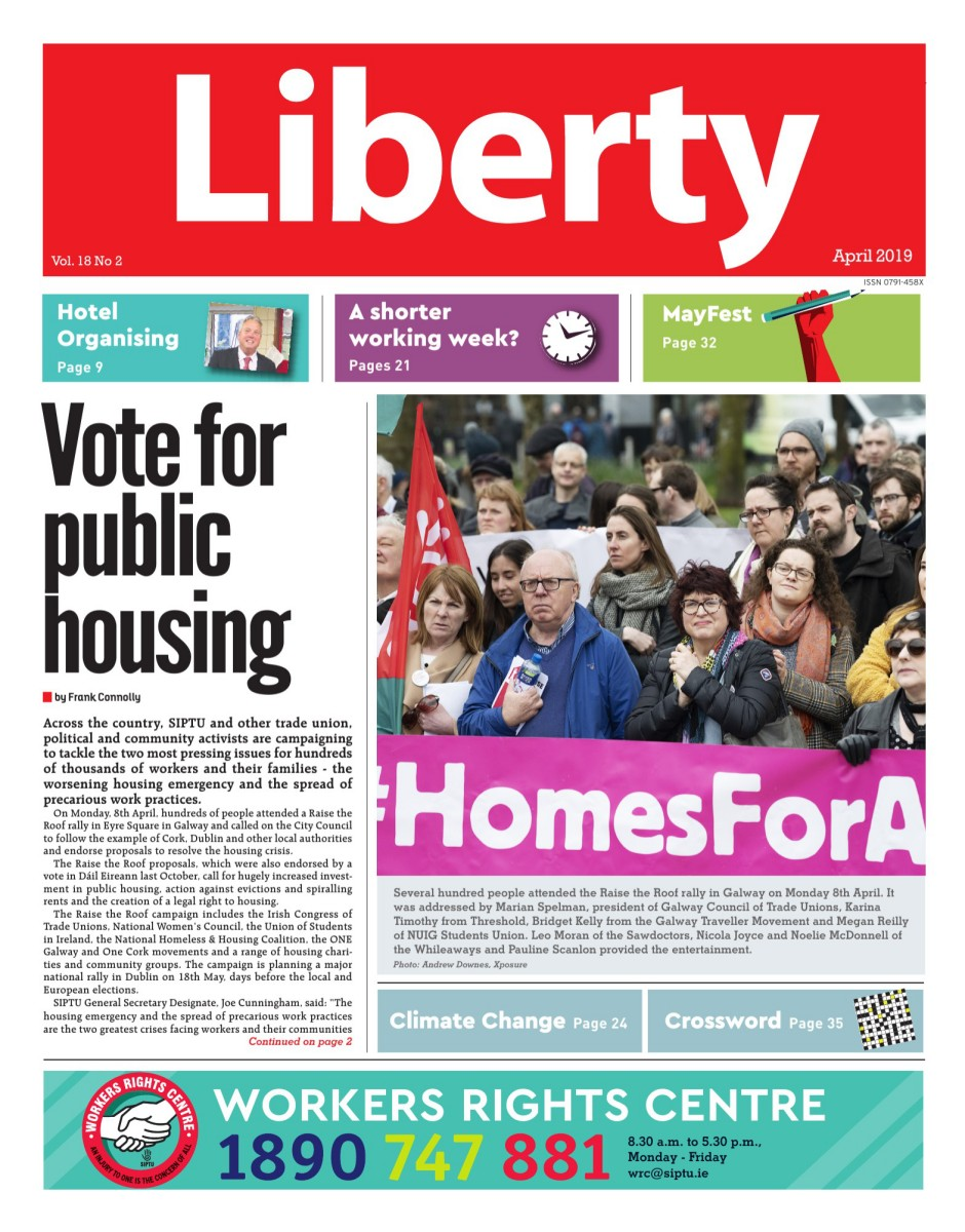 Read the April 2019 issue of Liberty