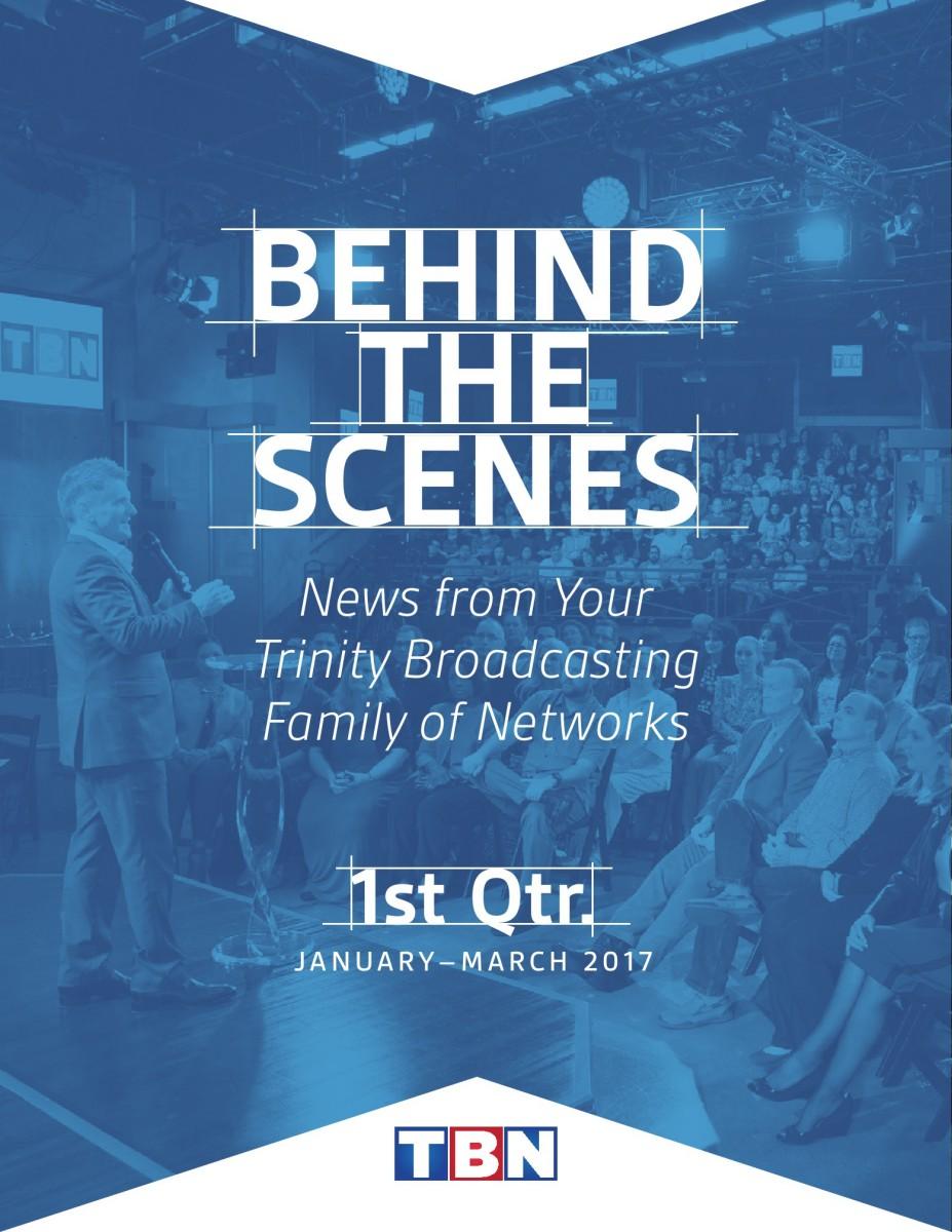 Tbn Quarterly Report